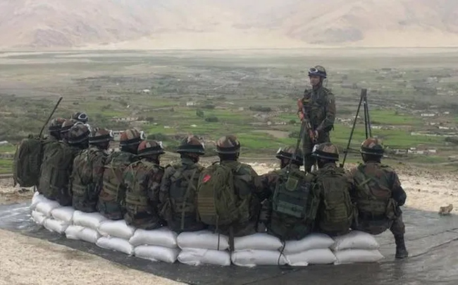 Indian Army foils Chinese plans