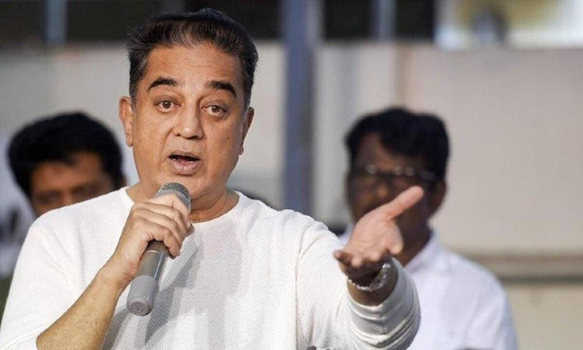 Kamal haasan Fires on Tamilnadu Government over Agriculture Bill