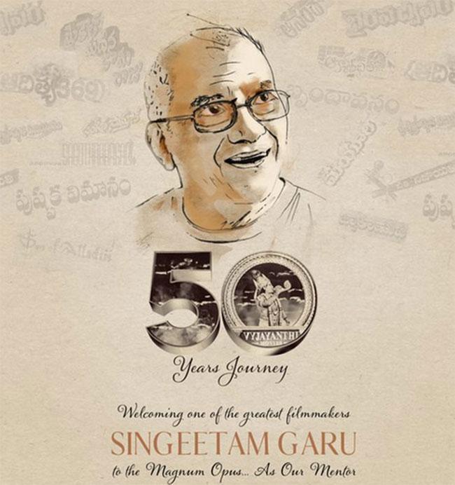 Legendary director for Prabhas - Nag Ashwin project
