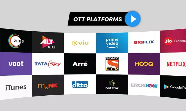 OTT Flatforms on About Telugu Films