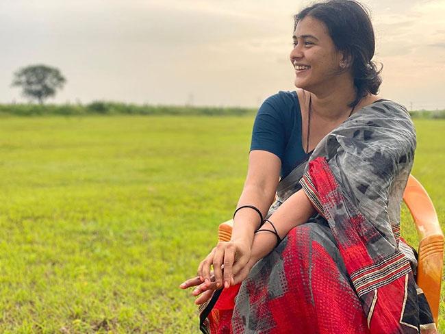 PhotoTalk: Kumari has become an aunt