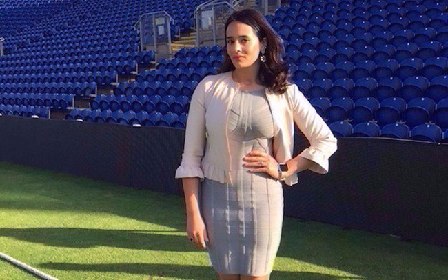She will not appear in this IPL