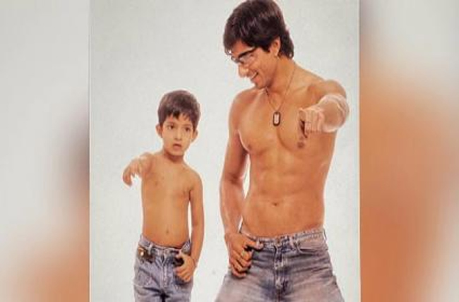 Sonu Sood is the only heir to the competition .. Have you seen his son?