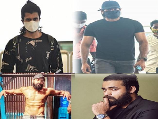 Tollywood Top Heroes New Pilaka hair Style Goes Viral In Social Media