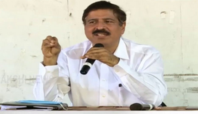 Vemuri Harikrishna Prasad Comments On Lokesh Scams