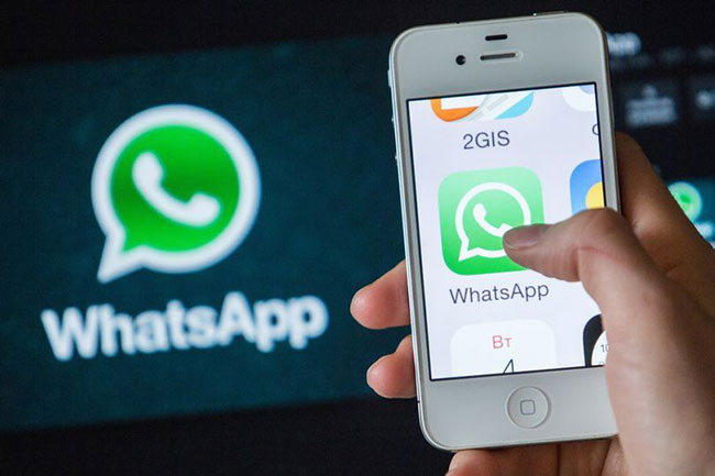 is whatsapp safe for celebraties?