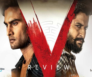 V Telugu Movie Review