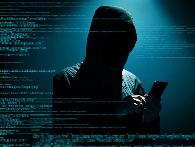 Cybercriminals who make money for beneficiaries through volunteers