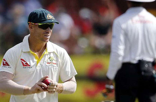 David Warner Plans To Write A Book On 2018 Ball tampering