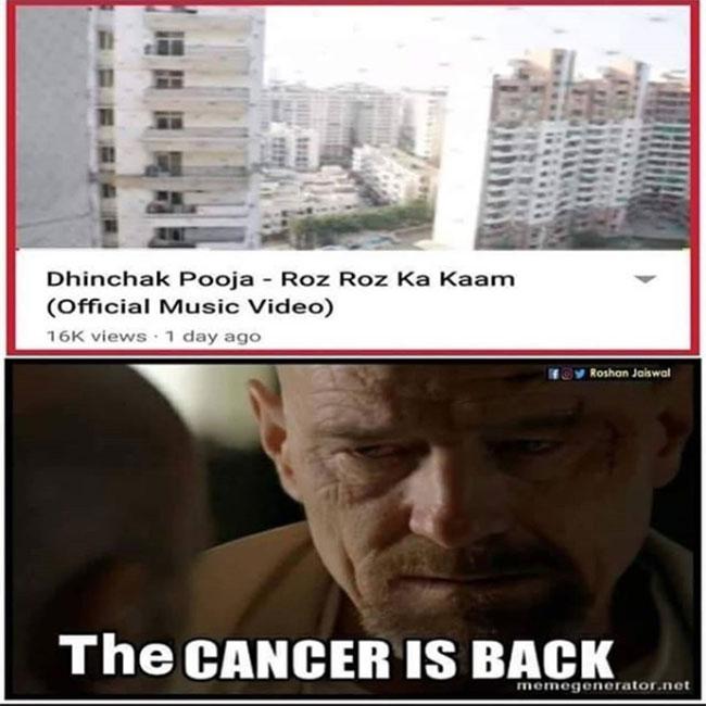 Dinchak Puja new song ... Trolling in O Range