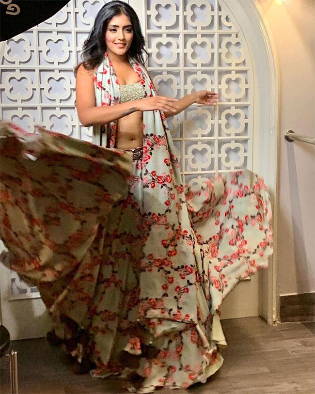 Eesha Rebba Latest Stunning Pose
