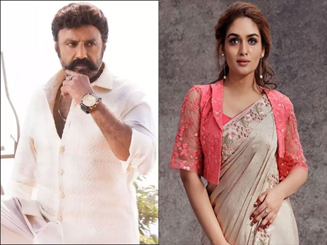 He is also bringing down the vampire for the Balayya