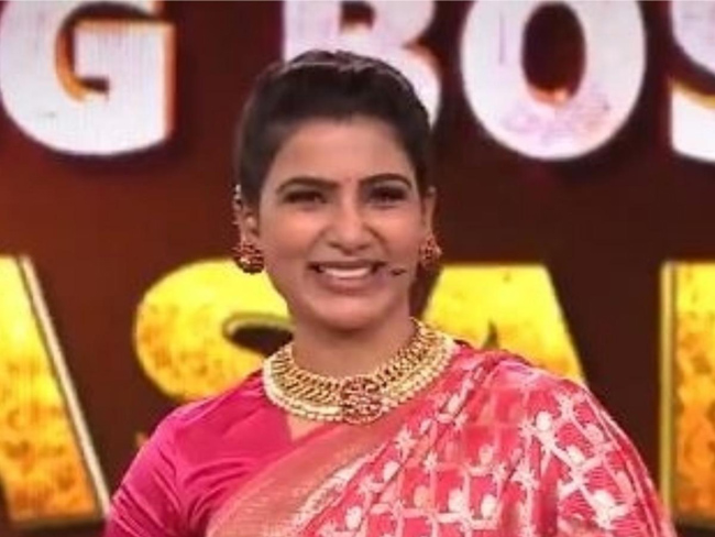 Is this the reason why Samantha became the Big Boss?