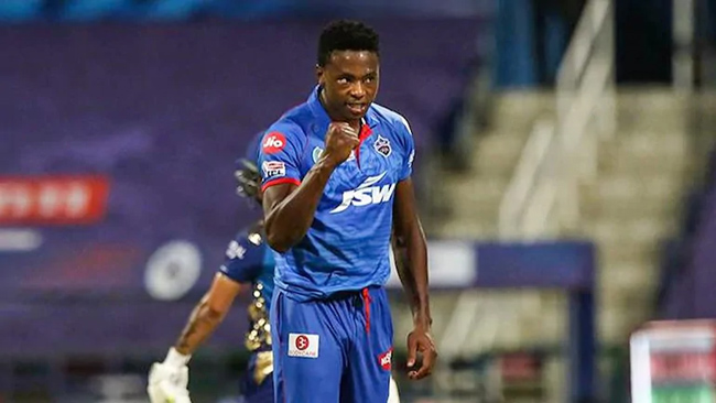 Kagiso Rabada is the only one in the history of IPL!
