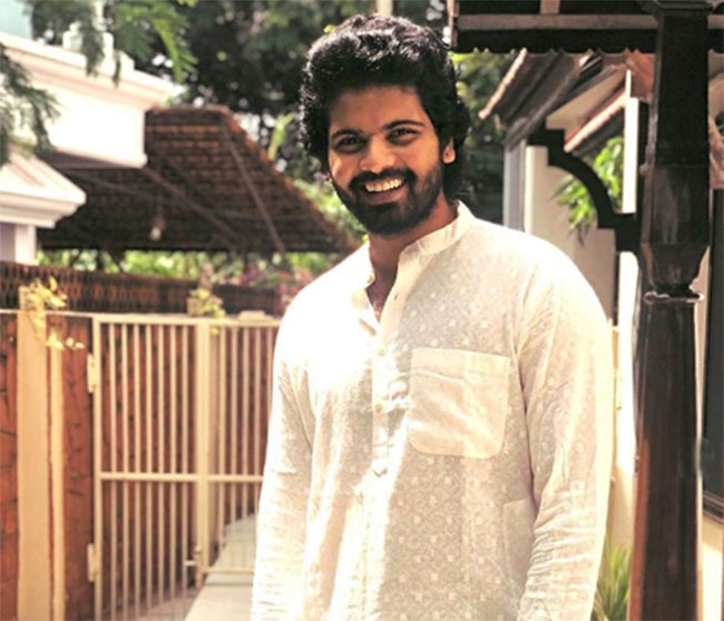 Keeravani's son who is ready for the second movie