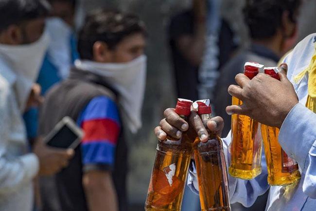 Liquor Sales In Telangana