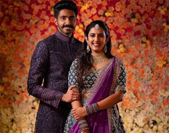 Mega Daughter Destination Wedding .. Mega Brother in Wedding Arrangements ..!
