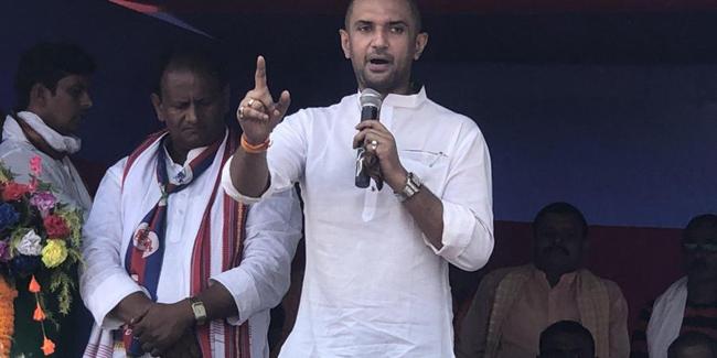 Nitish Kumar Talking About Seeta Ammavari temple