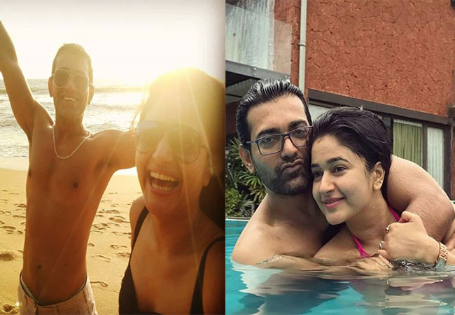 Poonam Bajwa shocked by introducing boyfriend ..!