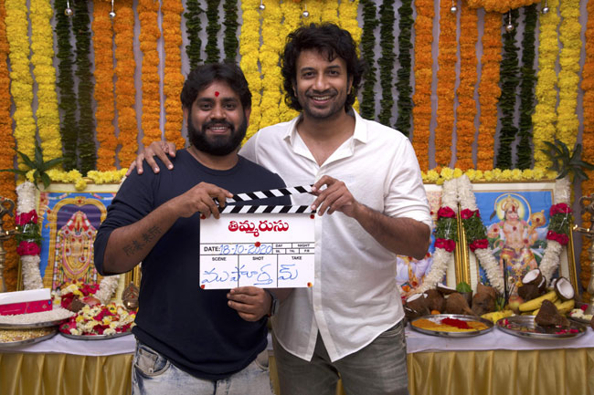 Satyadev is going to act as a hero in the movie Thimmarusu