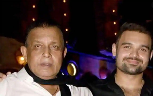 case against Bollywood actor son
