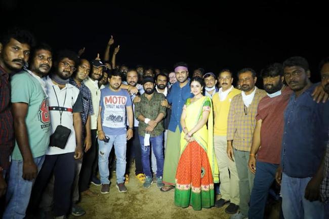 Sharwanand Sreekaram Team Completed Tirupati Schedule