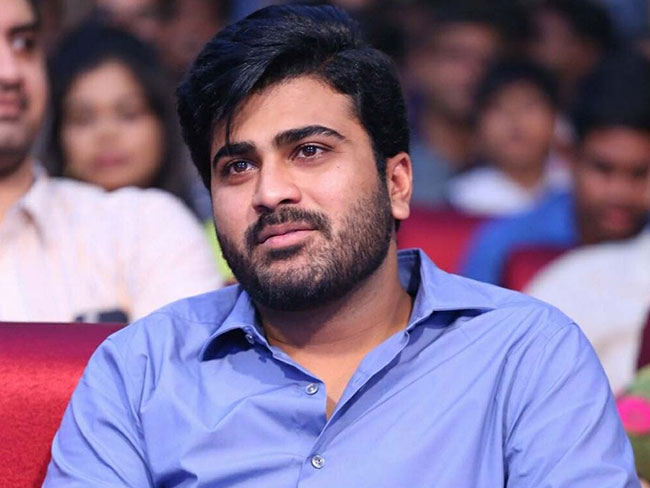 Sharwanand walking on the path laid by Venkatesh ...!
