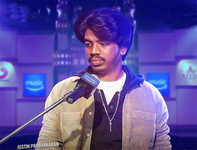 Tamil music director for 'Radhe Shyam' ...!