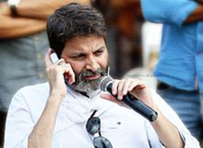 Trivikram Remains Only A Presenter For This Powerstar Film