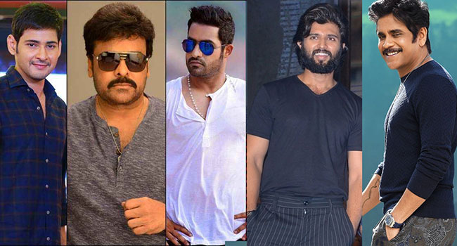 tollywood celebrities donate to telangana cm relief fund