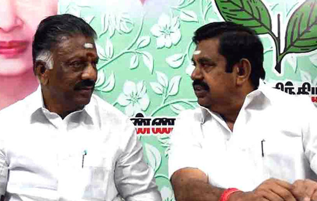 AIADMK travels with BJP in 2021 Assembly elections!