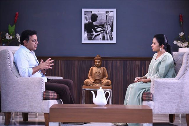 Anchor Suma interview with KTR .. Trolls