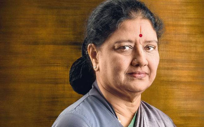BJP breaks Sasikala release? That's really it ..