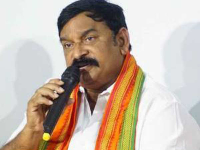 BJP former MLA prophecy on YCP
