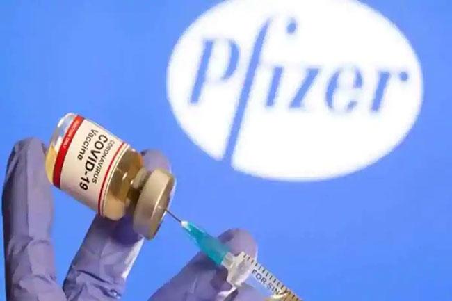 Good News Pfizer ... First Vaccine Ready!