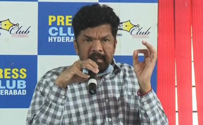 Hyderabad will be safe if TRS Win: Posani!