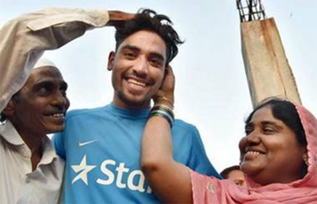 Mohammad Siraj father passes away