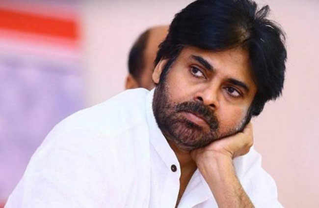 What can not be done there ... TRS MLA who satires on Pawan Kalyan!