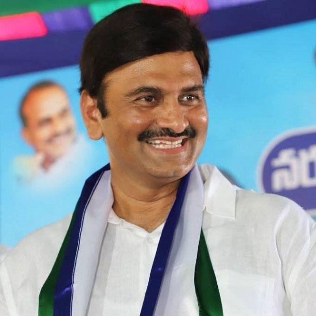 Bypass surgery for MP Raghuram Krishnam raju