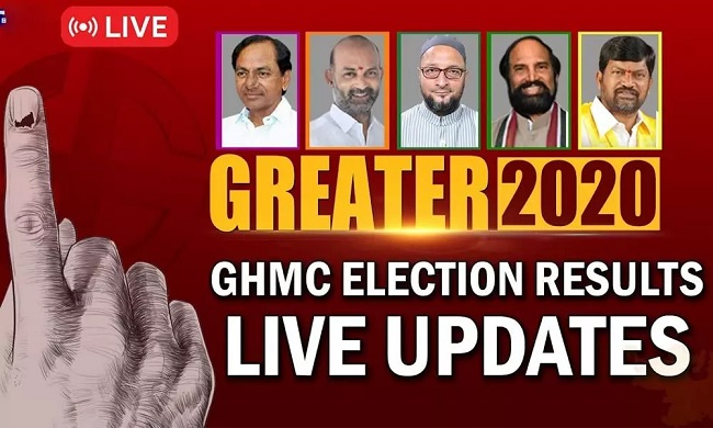 GHMC Election Results 2020 LIVE