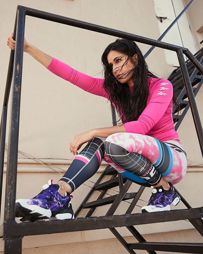 Katrina Kaif Talking About Her Body Fitness