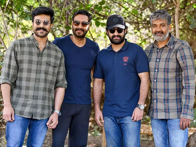 Will Jakkanna complete the 'RRR' shooting by then ..?
