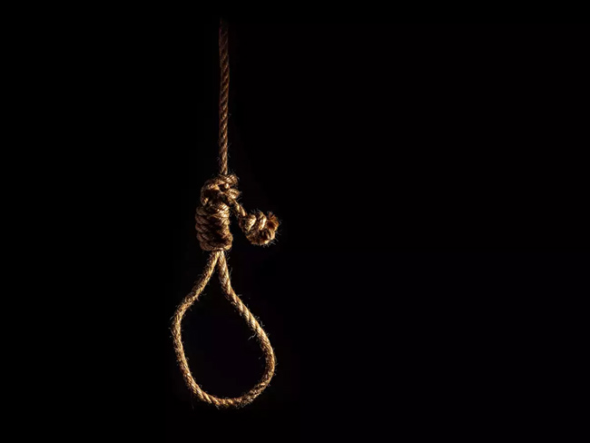 BJP leader commits suicide
