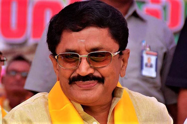 Murali Mohan Says Good Bye To Politics