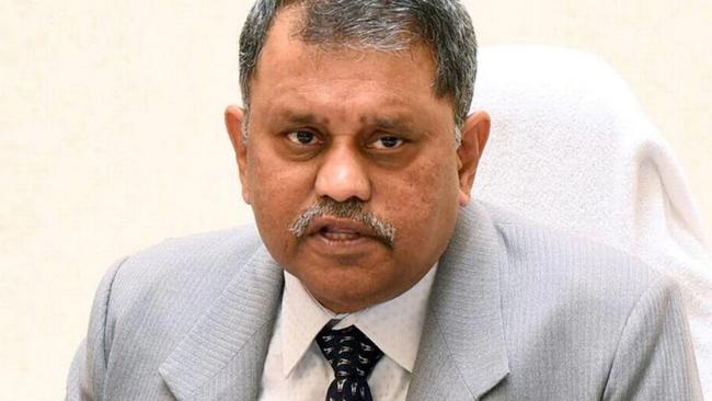 Nimmagadda who left the state overnight?
