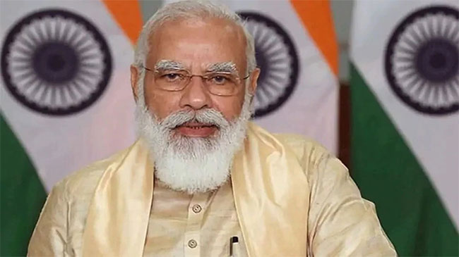 Prime Minister Modi gives a new task to the youth