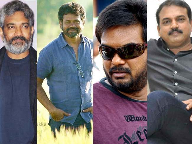 What is the range of Tollywood directors?