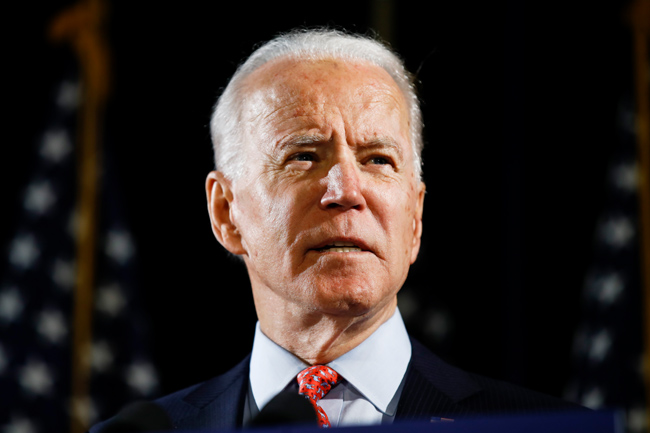 When Biden arrived, the violence did not stop. Six people, including a pregnant woman, were killed i