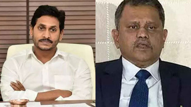 Will Jagan protect those two from Nimmagadda?