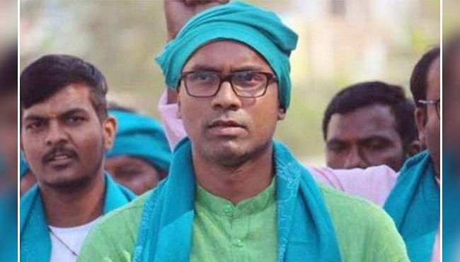 farmers blow to MP Aravind?
